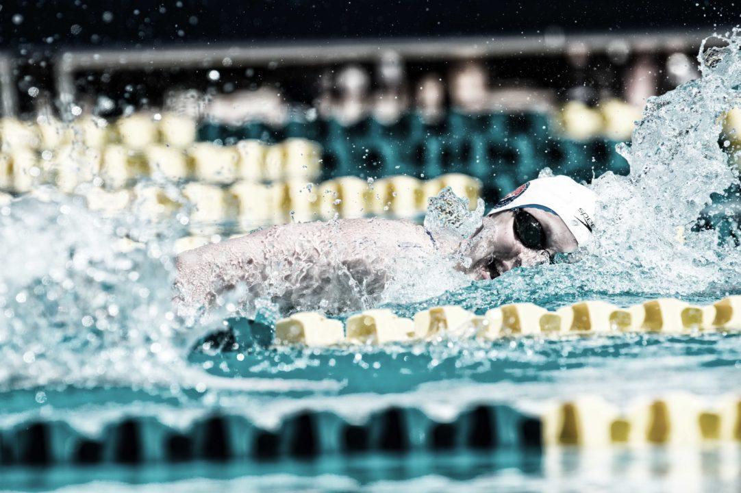 Katie Ledecky Swims World Leading 400 Freestyle At TWST Senior Invite