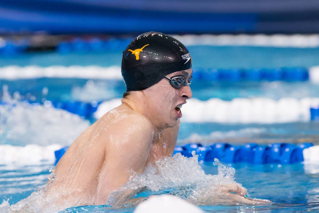 Day 1 Ups/Downs: A Strong Morning Gives The Longhorns An Early Advantage