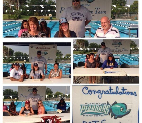 Plantation's Krissa Robinson on board with Florida State, three other PST swimmers make commitments