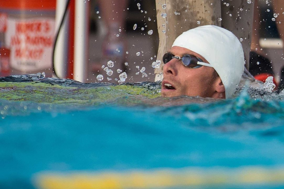Roland Schoeman Tests Positive, Banned One Year By FINA