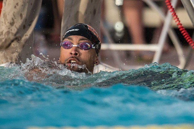 Roy Burch - 2014 Arena Grand Prix at Mesa  (courtesy of Mike Lewis, olavistaphotography.com)