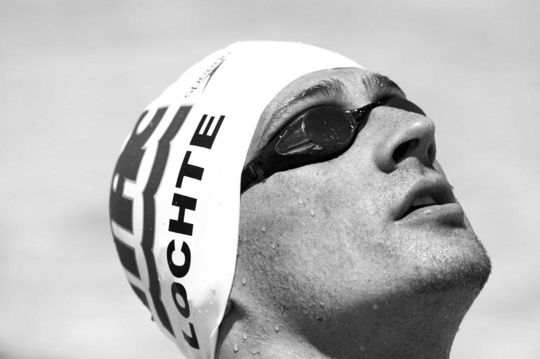 Ryan Lochte Scratches from Charlotte Grand Prix