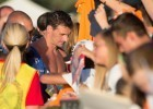Ryan Lochte - 2014 Arena Grand Prix at Mesa  (courtesy of Mike Lewis, olavistaphotography.com)