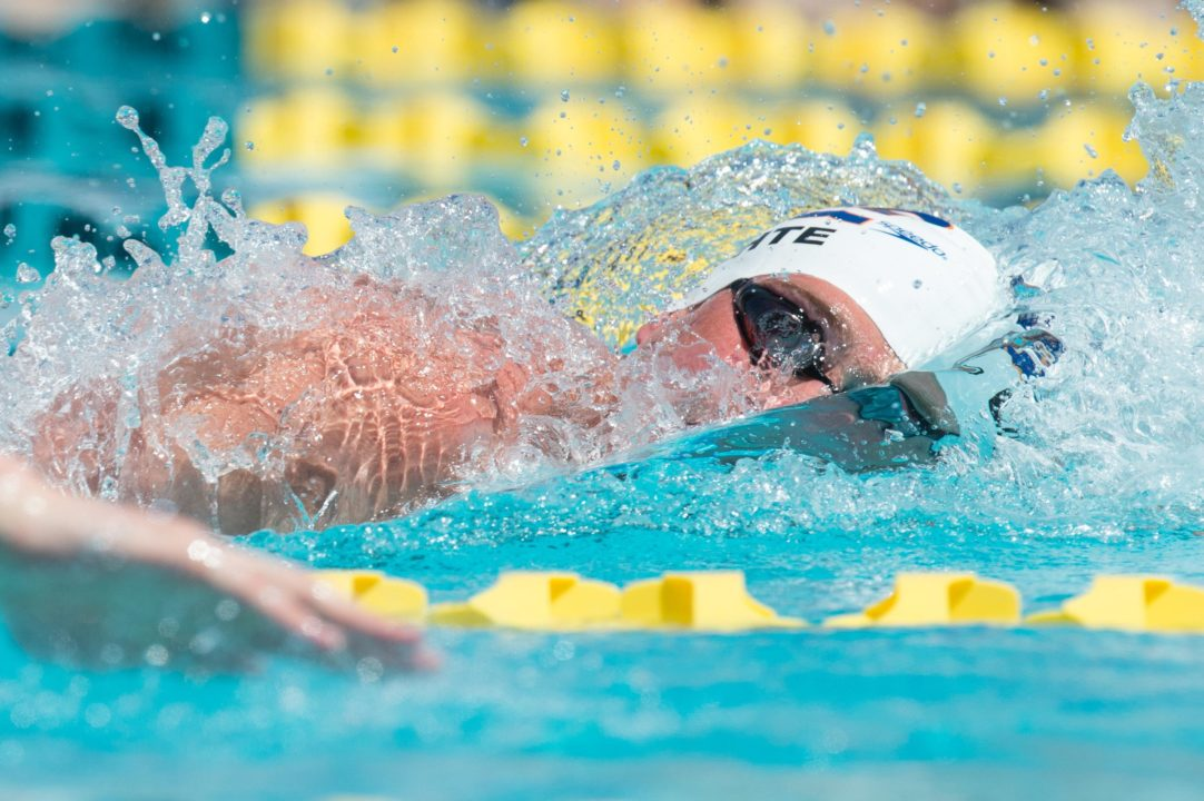 """Ryan Lochte: """"One of the Hardest Sets I've Ever Done."""""""