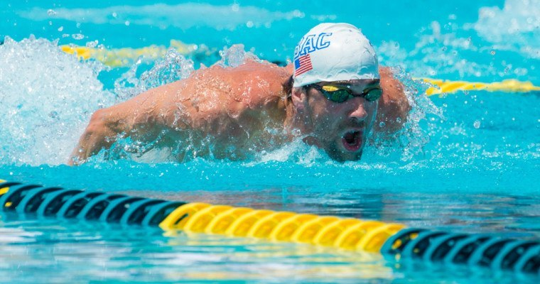 "A ""Coach's Eye"" On Michael Phelps' Comeback: 100 Butterfly Prelims"