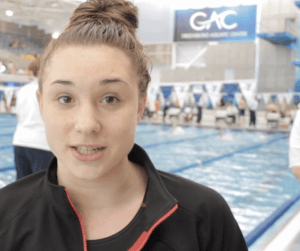 Courtney Harnish, 2014 YMCA Nationals