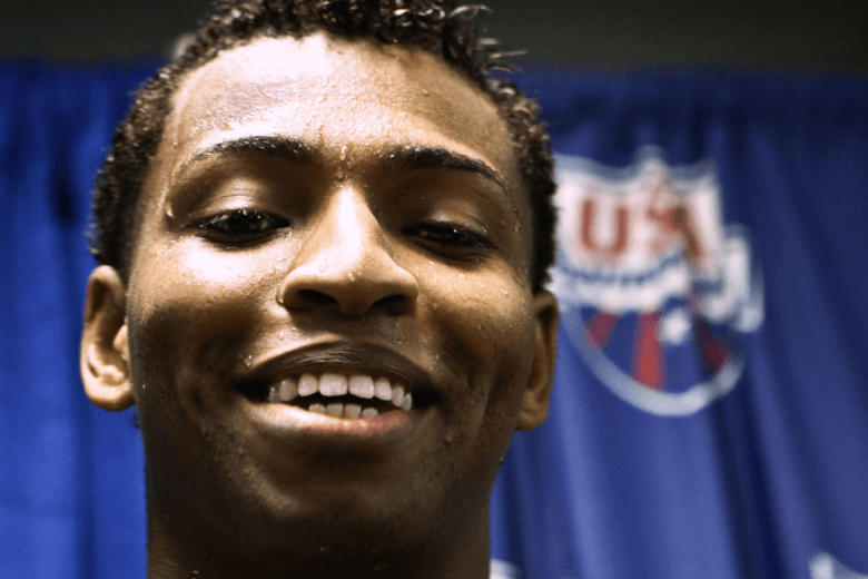 Cullen Jones Discusses Diversity in Swimming for Black History Month