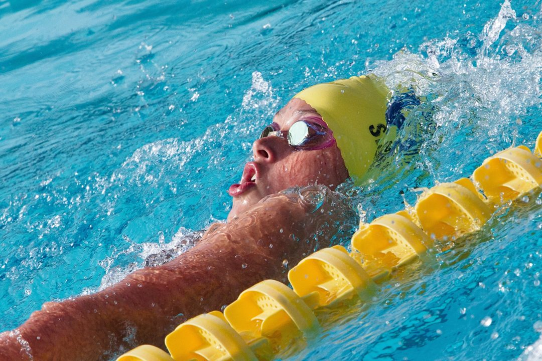 Another National Record Goes Down-2014 YMCA Short Course Nationals: Day 2 Prelims-Full Recap
