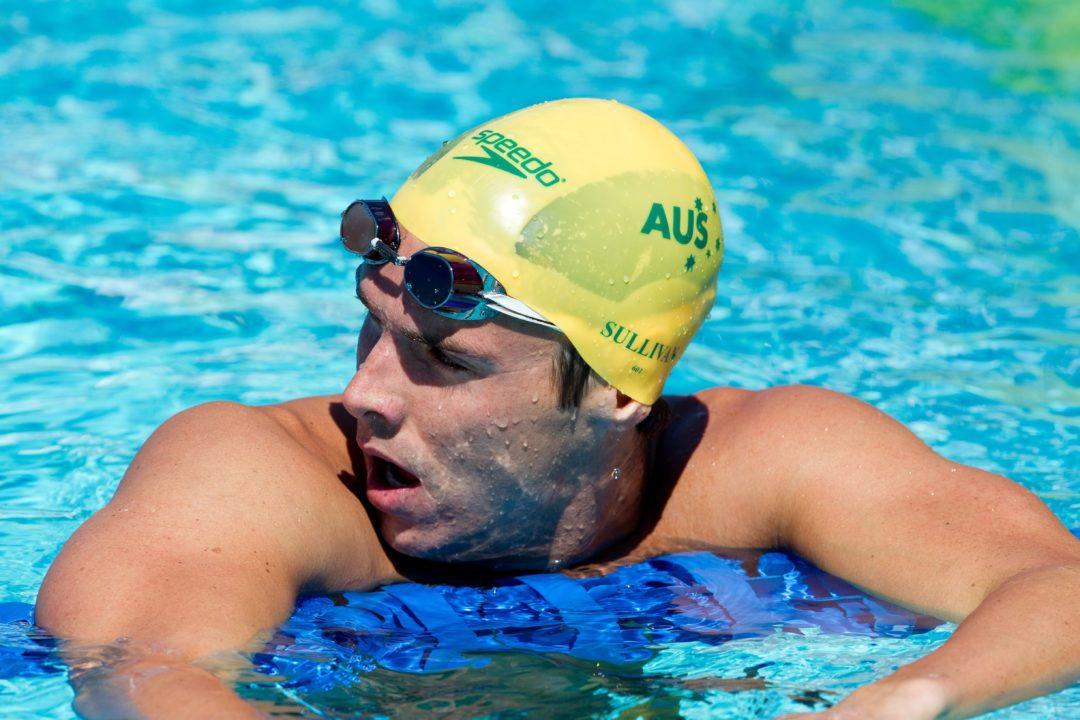 Matthew Abood to Replace Injured Eamon Sullivan on Australian Commonwealth Games Roster