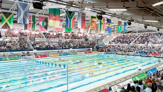 Tollcross Int'l Swimming Center Improvements Ready For 2017