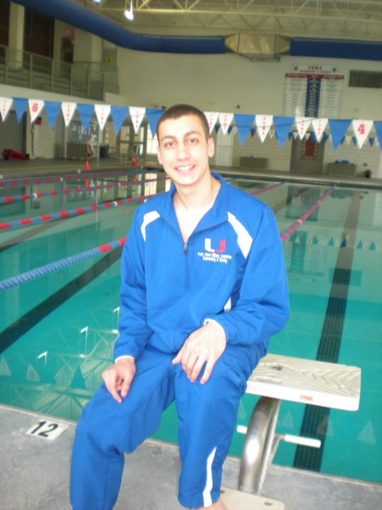 Indiana Signs Egyptian Ex-Pat Ali Khalafalla, Sub-45 Sprinter