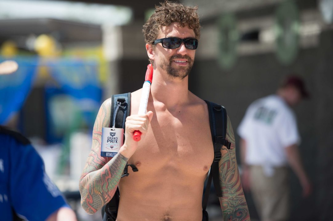 Anthony Ervin To Move To Los Angeles, Join Dave Salo's Training Group at USC