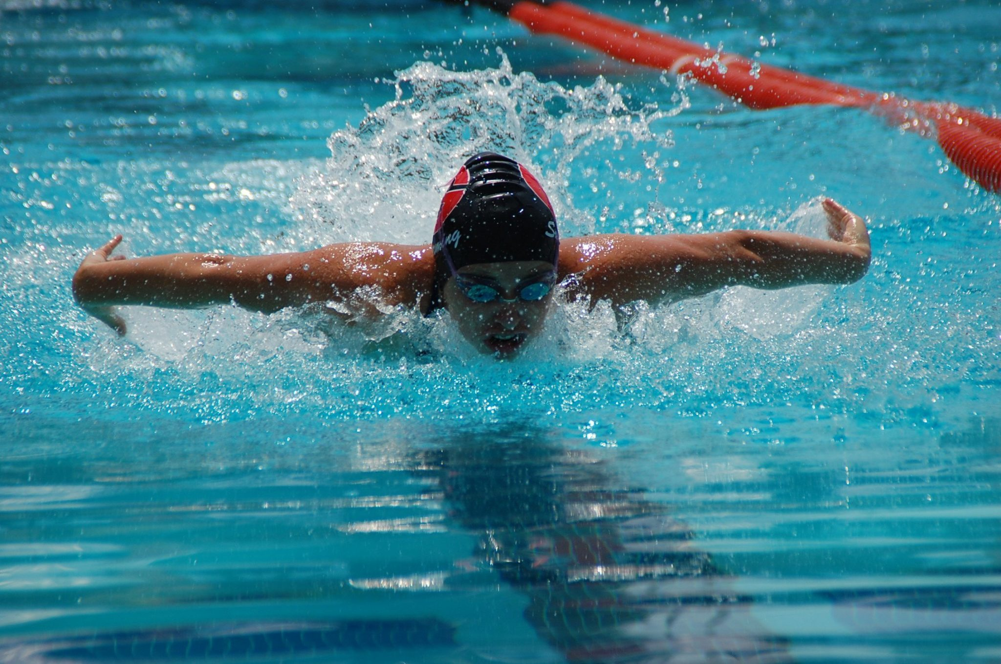 13 and over wi lcm swim meet