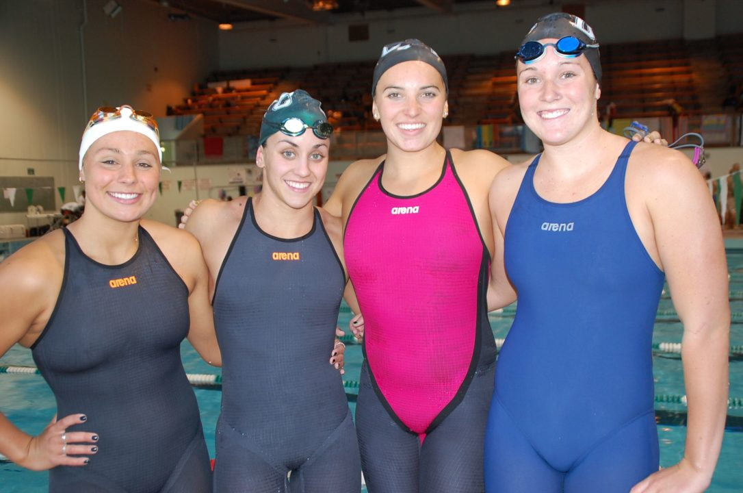 2014 CCCAA Swim and Dive State Champs Day 2: And the Assault on the Record Book Begins