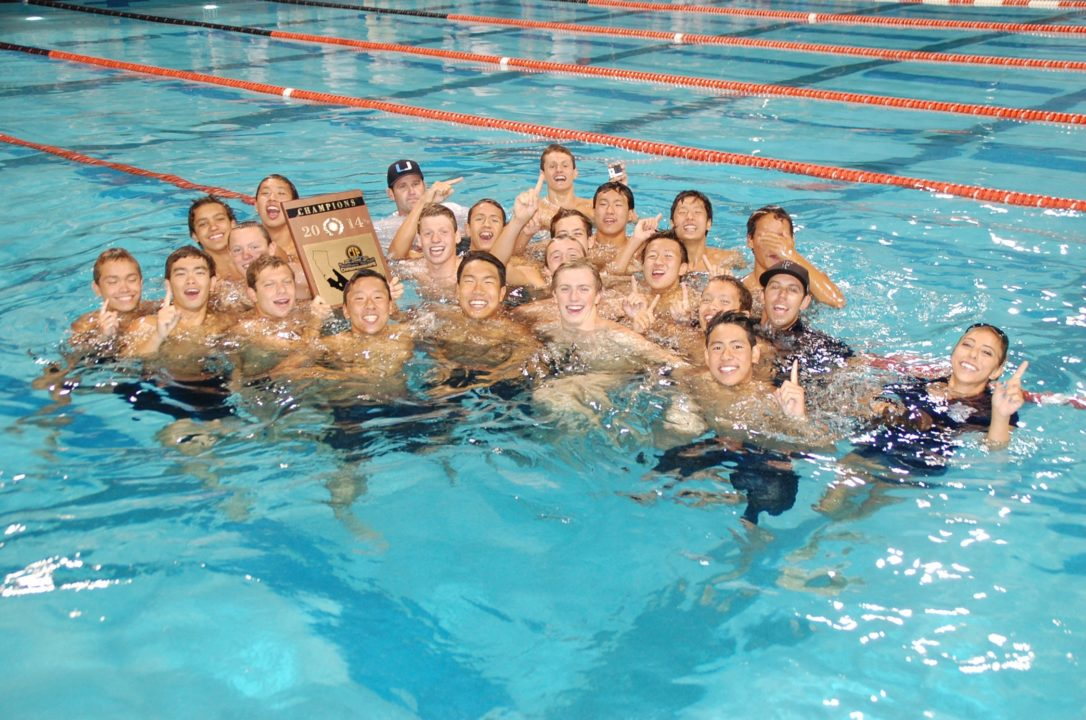 CIF-SS D1 Boys: Okubo and Company Lead University to Records and Section Title