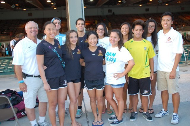 Pasadena City College's sixth-place finish at 2014 CCCAA championships was the program's best-ever. Photo: Anne Lepesant
