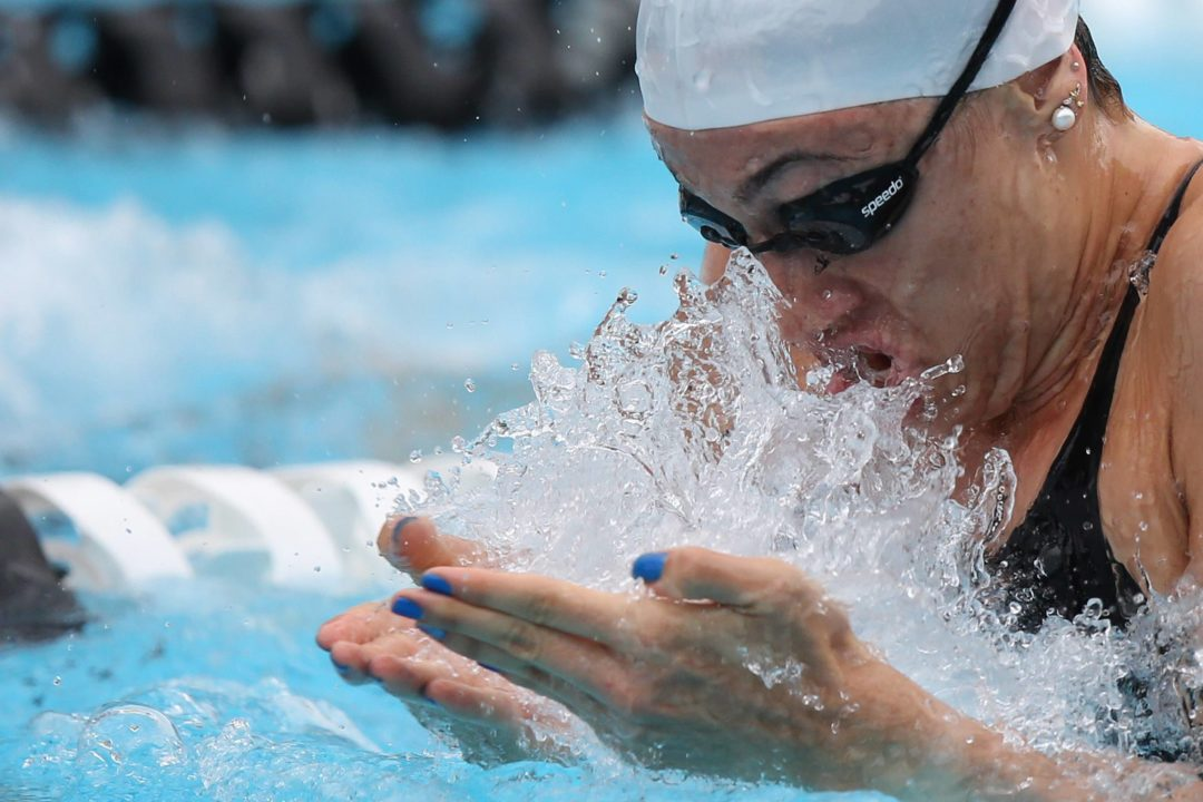 Argentine Julia Sebastian Breaks Own South American 200 BR Record
