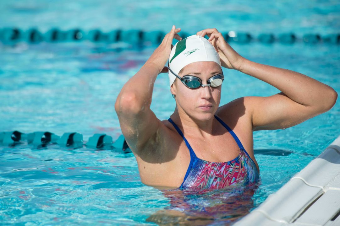 Synergy Dryland Launch by Olympic Medalist Katie Hoff