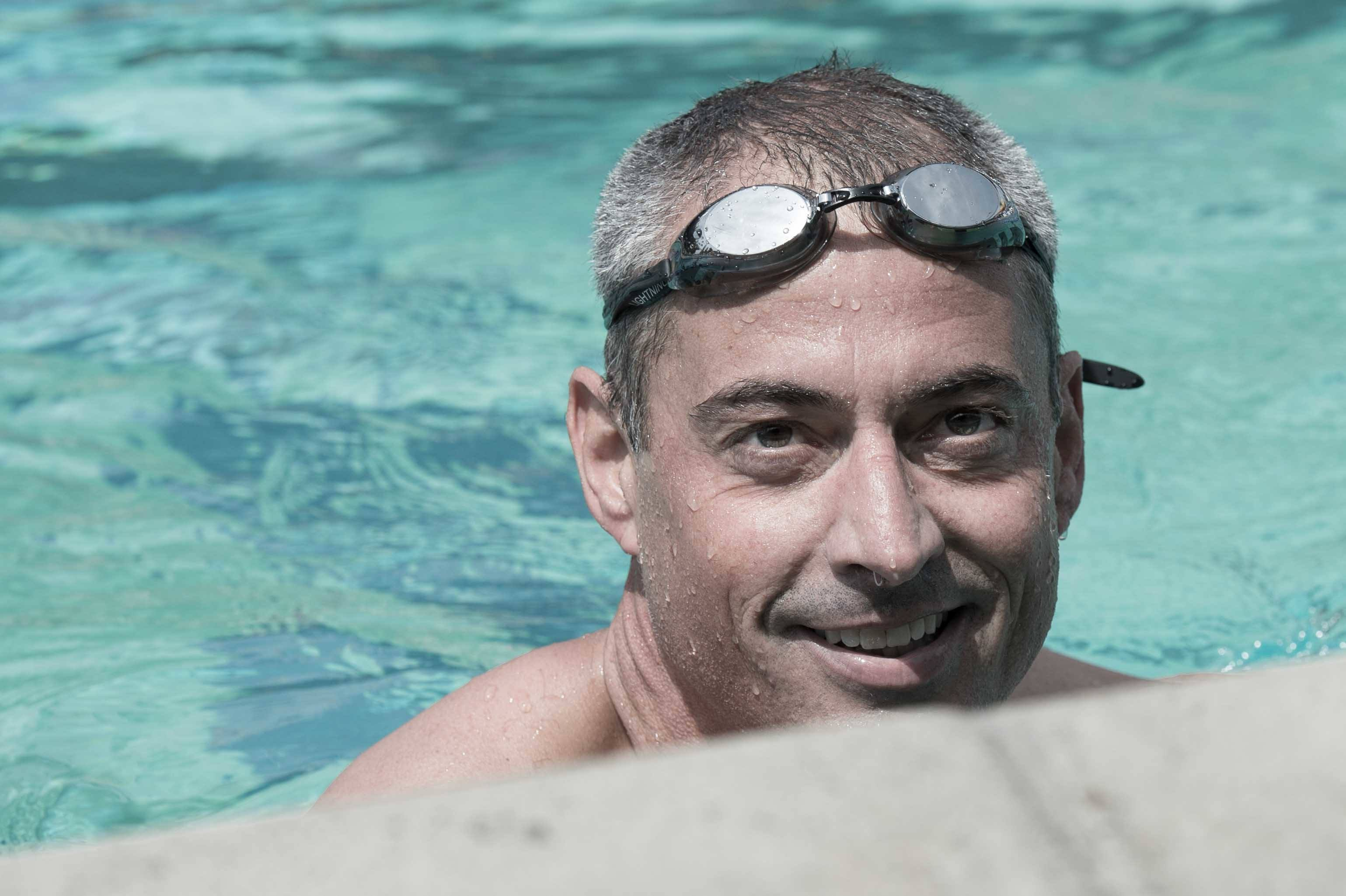 10 Signs You are a Masters Swimmer