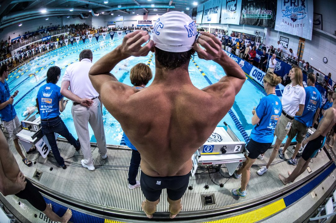 Swim Mom Musings: The Water Can Hide the Tears