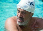 Richard Burns at 70 is still amazing (Photo: Mike Lewis - Courtesy of U.S. Masters Swimming)