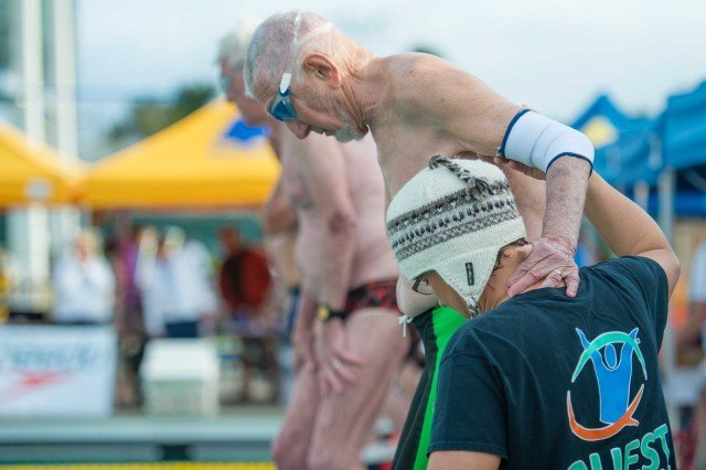 respect (Photo: Mike Lewis - Courtesy of U.S. Masters Swimming)