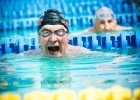 no matter what your age, finishing a good 500 is great (Photo: Mike Lewis - Courtesy of U.S. Masters Swimming)