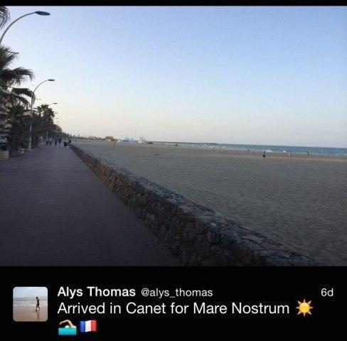 Alys Tweet_Canet