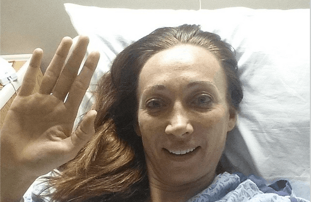 VIDEO: Amy Van Dyken staying positive, going to 'rock out' wheelchair