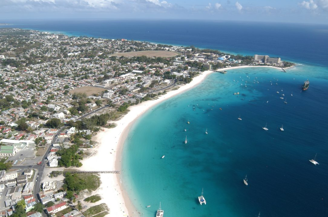 Beautiful Barbados Offers Swimmers Open Water and Masters Swimming Competitions