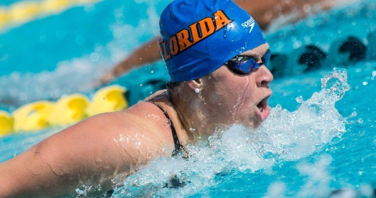 University of Florida Swimmers Absent From Santa Clara's Friday Heat Sheets