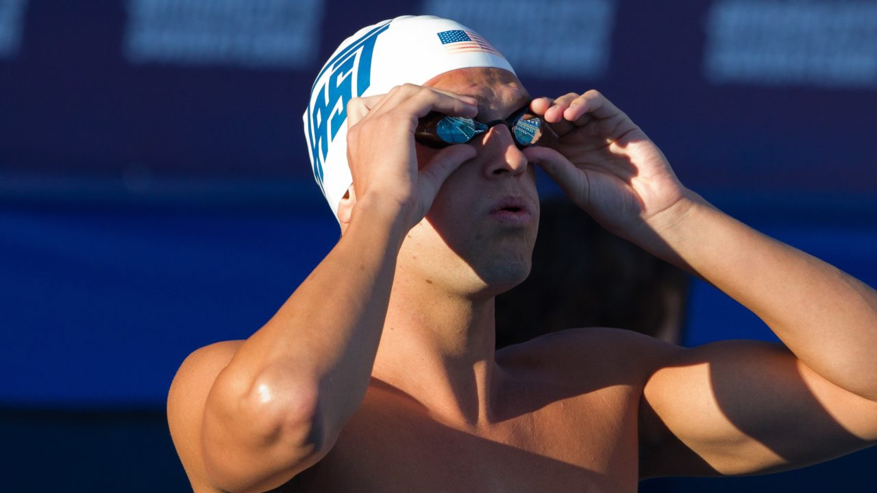 7 Quotes for the Struggling Swimmer