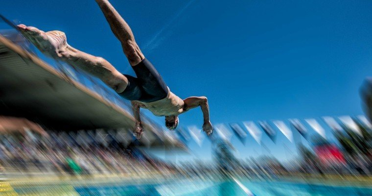 3 Ways to Improve Your Relay Starts in Swimming