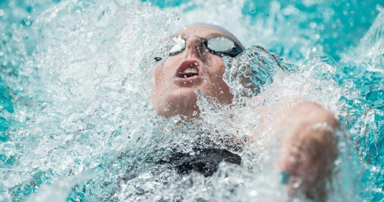 Young Talent Displayed On Night Two Of 2014 Speedo Western Section LC Championships In Oregon