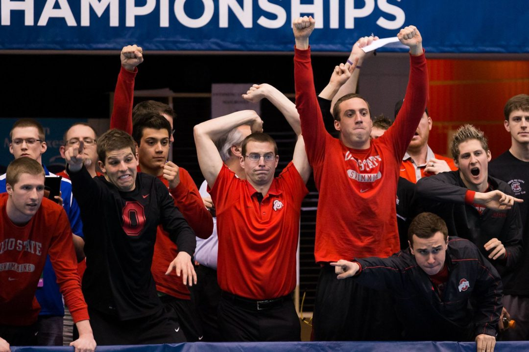 Ohio State Men to Host 12 Meets in 2014-2015 Season