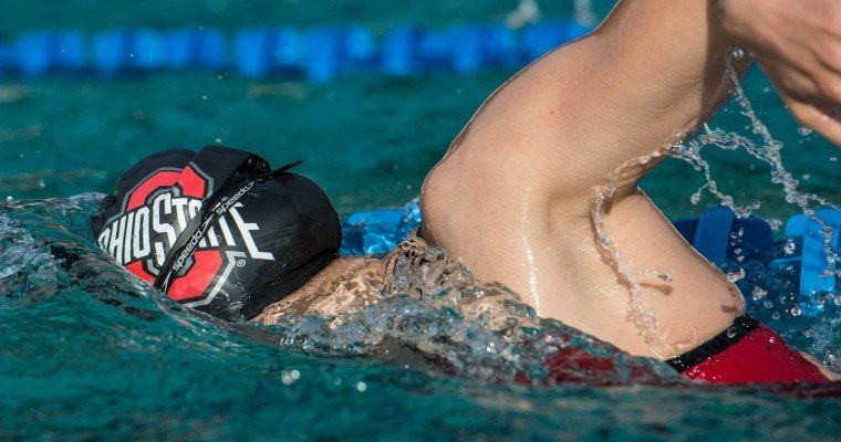 Zulal Zeren breaks Turkish record in prelims of Ohio State Sectional