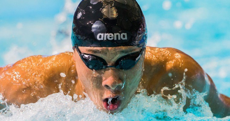 Corey Okubo Doubles; Weitzeil Just Misses Lifetime Best on Day 2 of Swim Meet of Champions