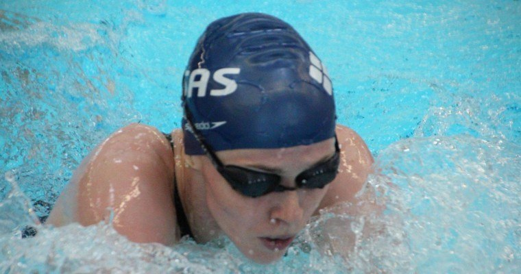 Local Girl Masson adds to Another Night of Records #SNAGS1