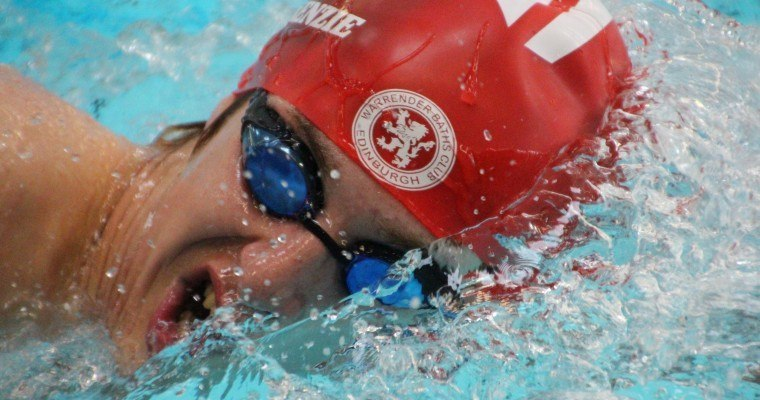 Medals Galore for Warrender on Day 4 of #SNAGS14