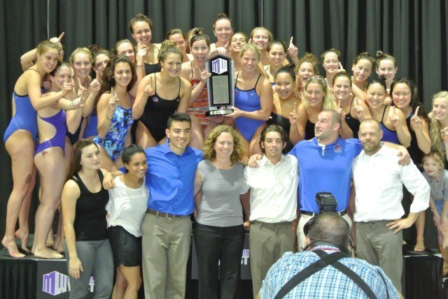 Boise State Swimming and Diving