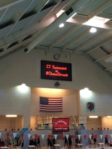 CT Swimming is #ChaseStrong (Photo Courtesy of The Smith Family and the #ChaseStrong Facebook Group)