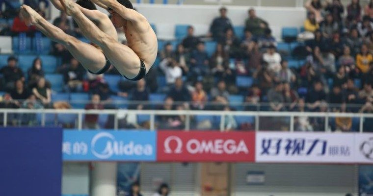 China Dominated the 19th FINA Diving World Cup