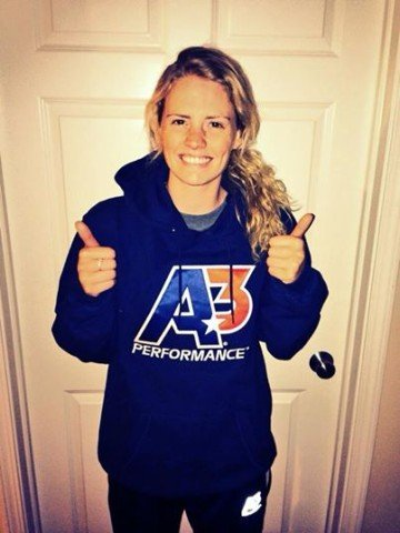 Emily McClellan, A3 Performance Athlete