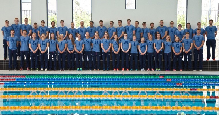 PHOTO VAULT: Scots Swimming Well on Day 1 of 2014 Commonwealth Games
