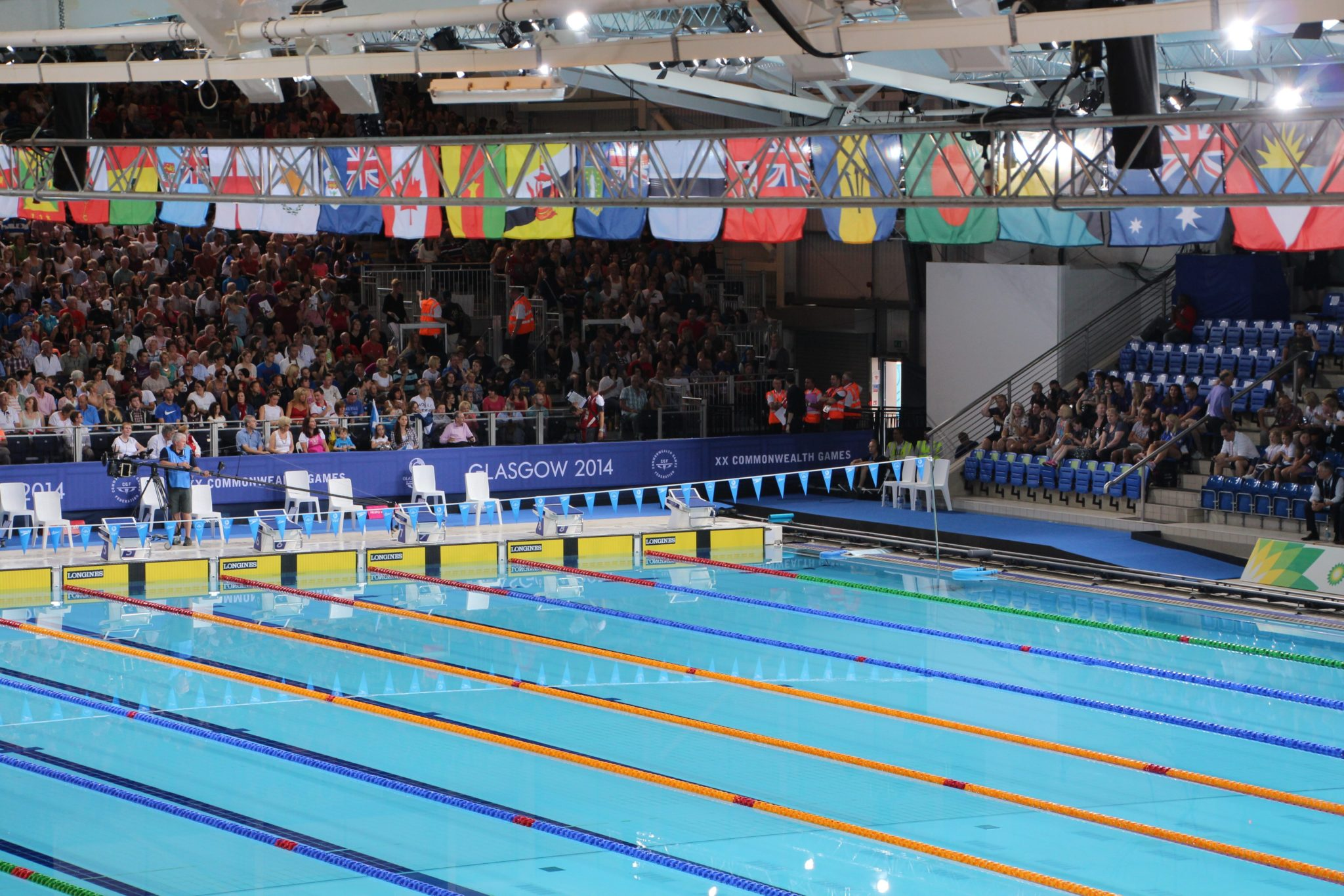 Glasgow Selected To Host 2016 British Olympic Trials