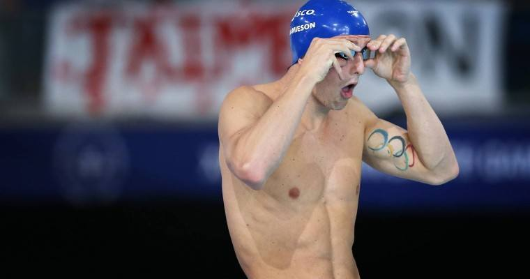 Olympic Silver Medalist Michael Jamieson Announces Retirement