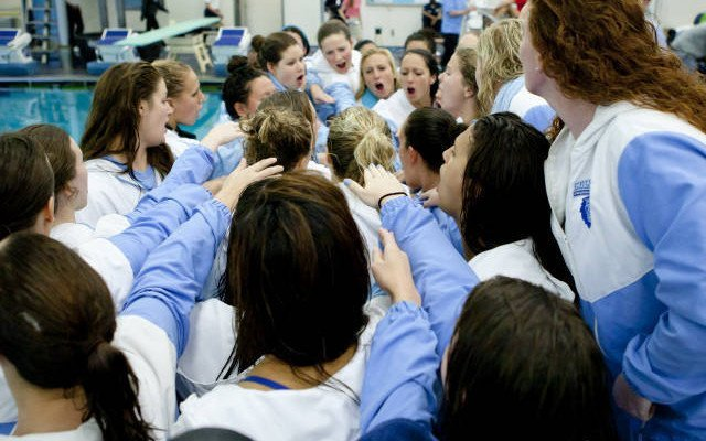 Columbia Women's Swimming and Diving Welcomes 10 Into Class of 2018