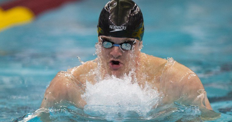 Brad Craig Swims Fastest Time by an American in 2014 on Saturday at Greensboro Sectionals
