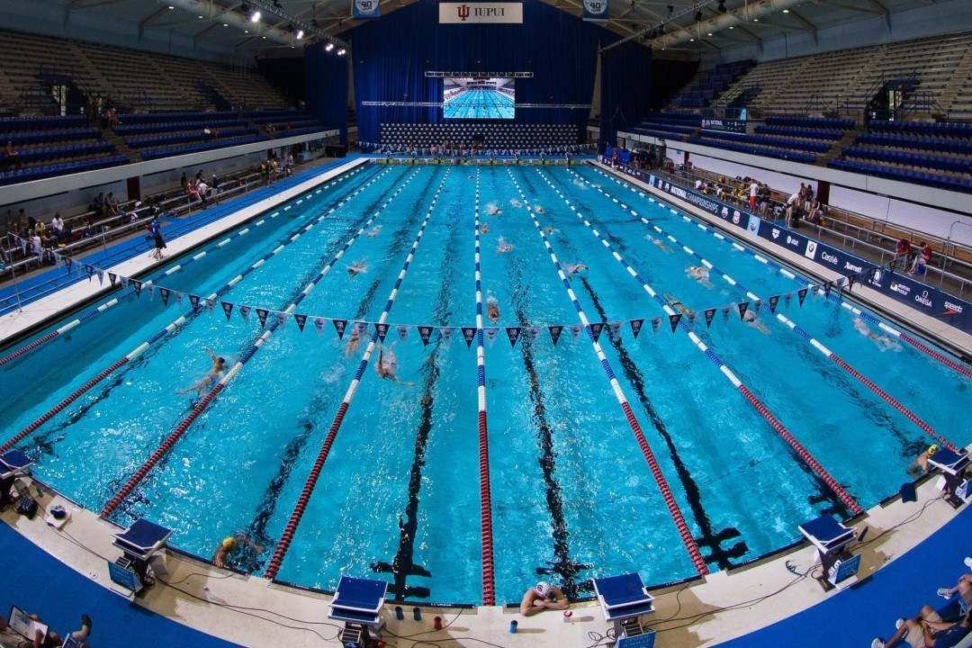 $30 Million In Renovations Approved For IUPUI Natatorium