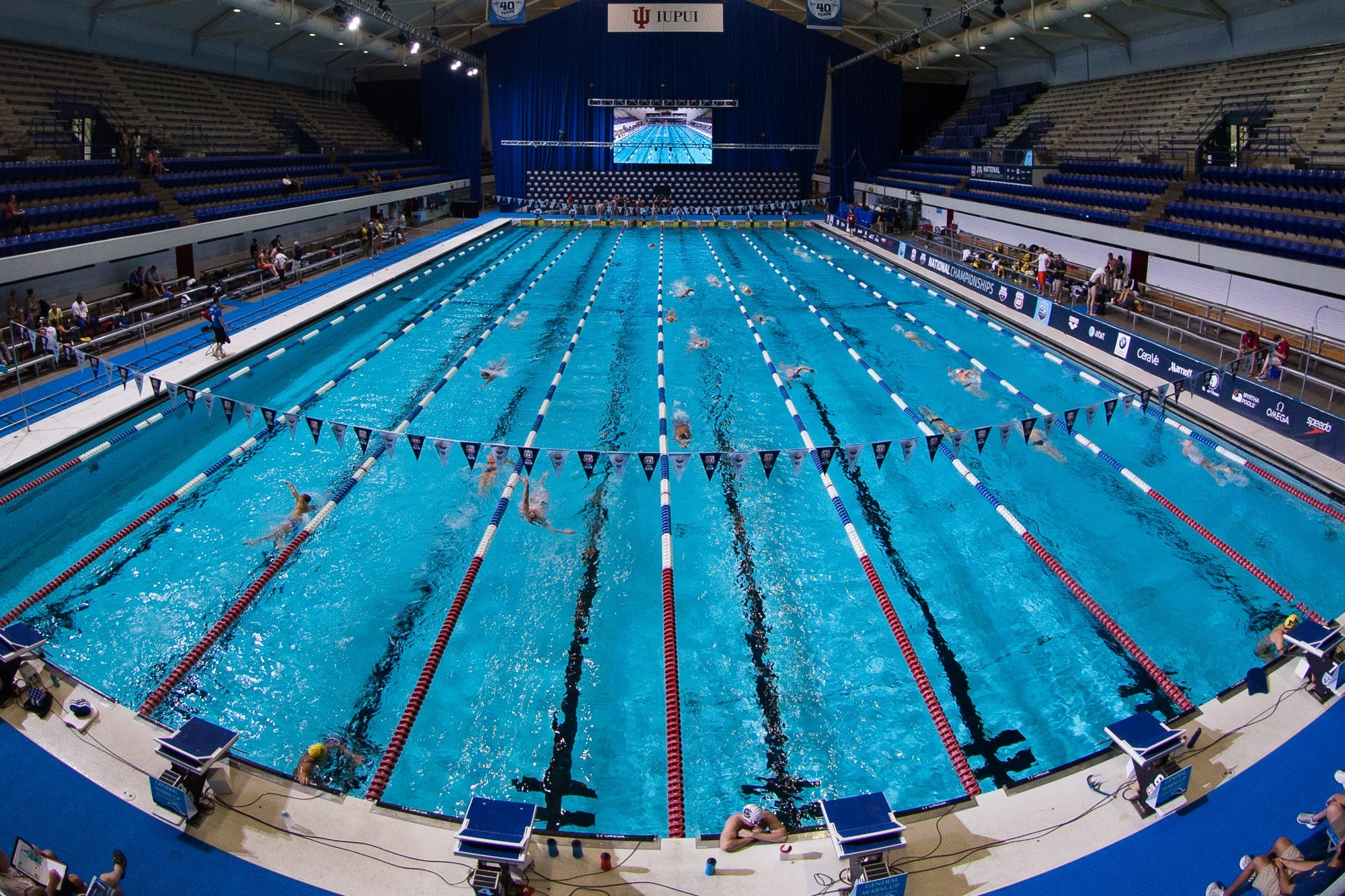 30 Million In Renovations Approved For Iupui Natatorium